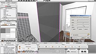 render_raytracing–efekt-szkla-mrozonego