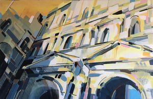 Werona-architektura-85x160cm-2019