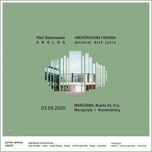 Zaproszenie - ANALOG warszawa